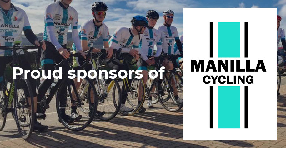 Proud Sponsors of Manilla Cycling